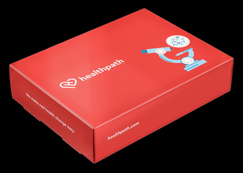 Healthpath advanced gut test kit